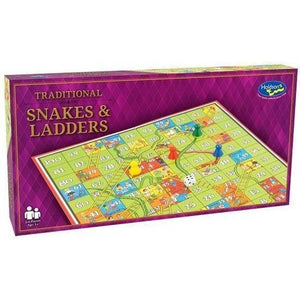 Traditional Snakes and Ladders-Yarrawonga Fun and Games