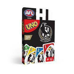 Uno - Collingwood-Yarrawonga Fun and Games
