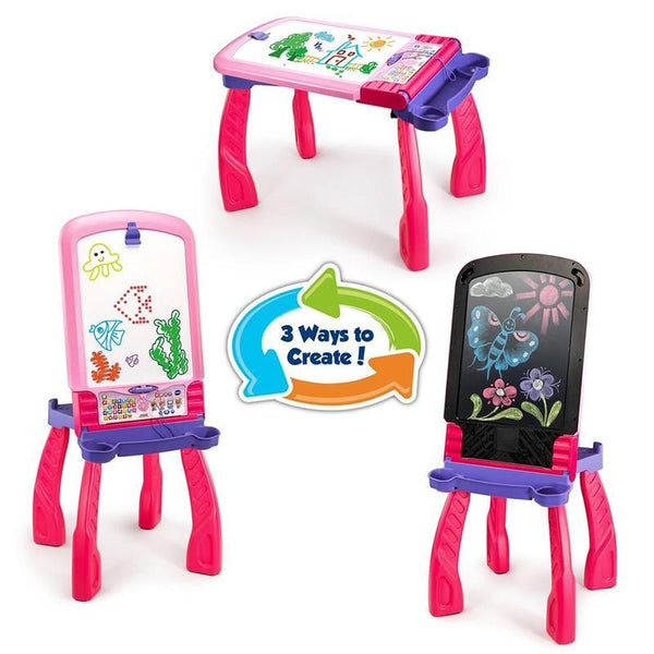 Vtech DigiArt Creativel Easel - Pink-Yarrawonga Fun and Games