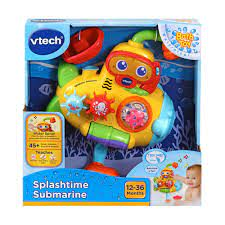 Vtech - Splashtime Submarine-Yarrawonga Fun and Games