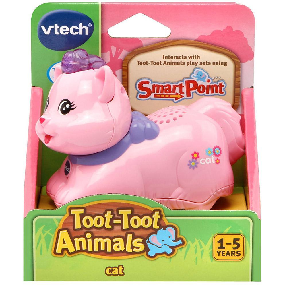 Vtech - Toot Toot Animals Cat-Yarrawonga Fun and Games
