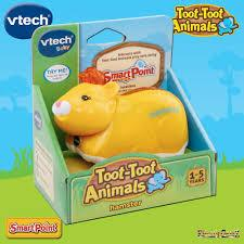 Vtech - Toot Toot Animals Hampster-Yarrawonga Fun and Games