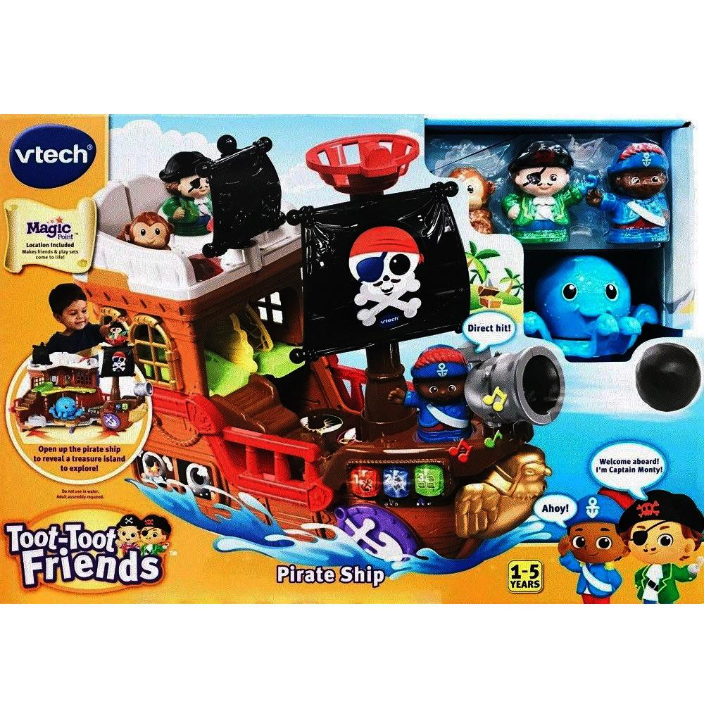 Vtech Toot Toot Pirate Ship-Yarrawonga Fun and Games