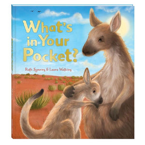 Whats in Your Pocket ? - Book-Yarrawonga Fun and Games