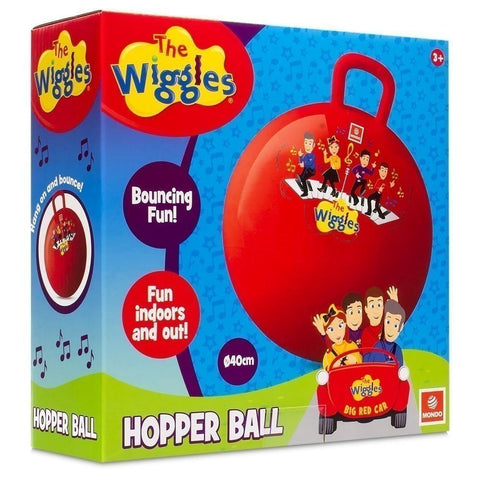 Wiggles Hopper Ball-Yarrawonga Fun and Games