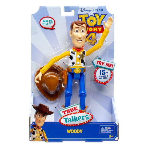 Woody True Talker-Yarrawonga Fun and Games
