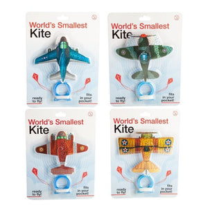 World's Smallest Kite - Planes-Yarrawonga Fun and Games.