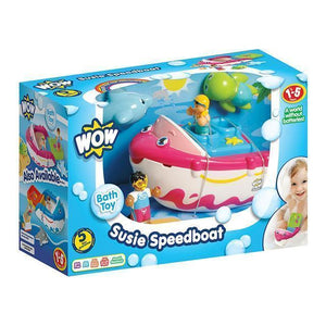 WOW Toys - Susie Speedboat-Yarrawonga Fun and Games