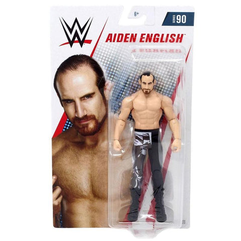 WWE - Aiden English Figure-Yarrawonga Fun and Games.