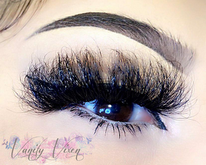 Faded Lashes