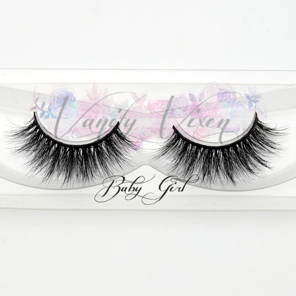 Baby Girl Lashes