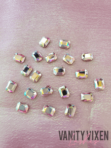 Cushion Rhinestones
