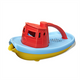 Green Toys Tugboat side on
