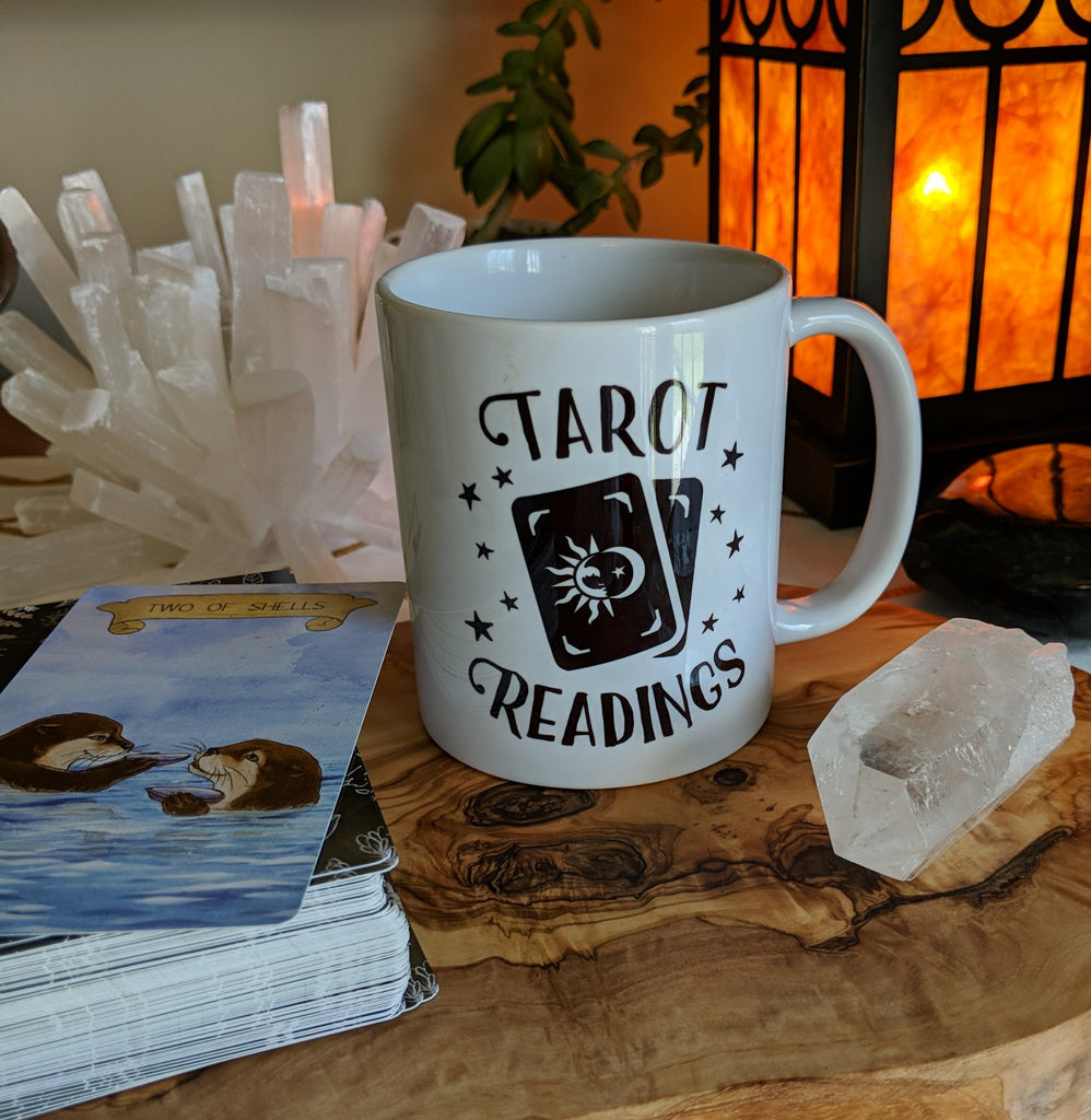 Tarot Readings Mug