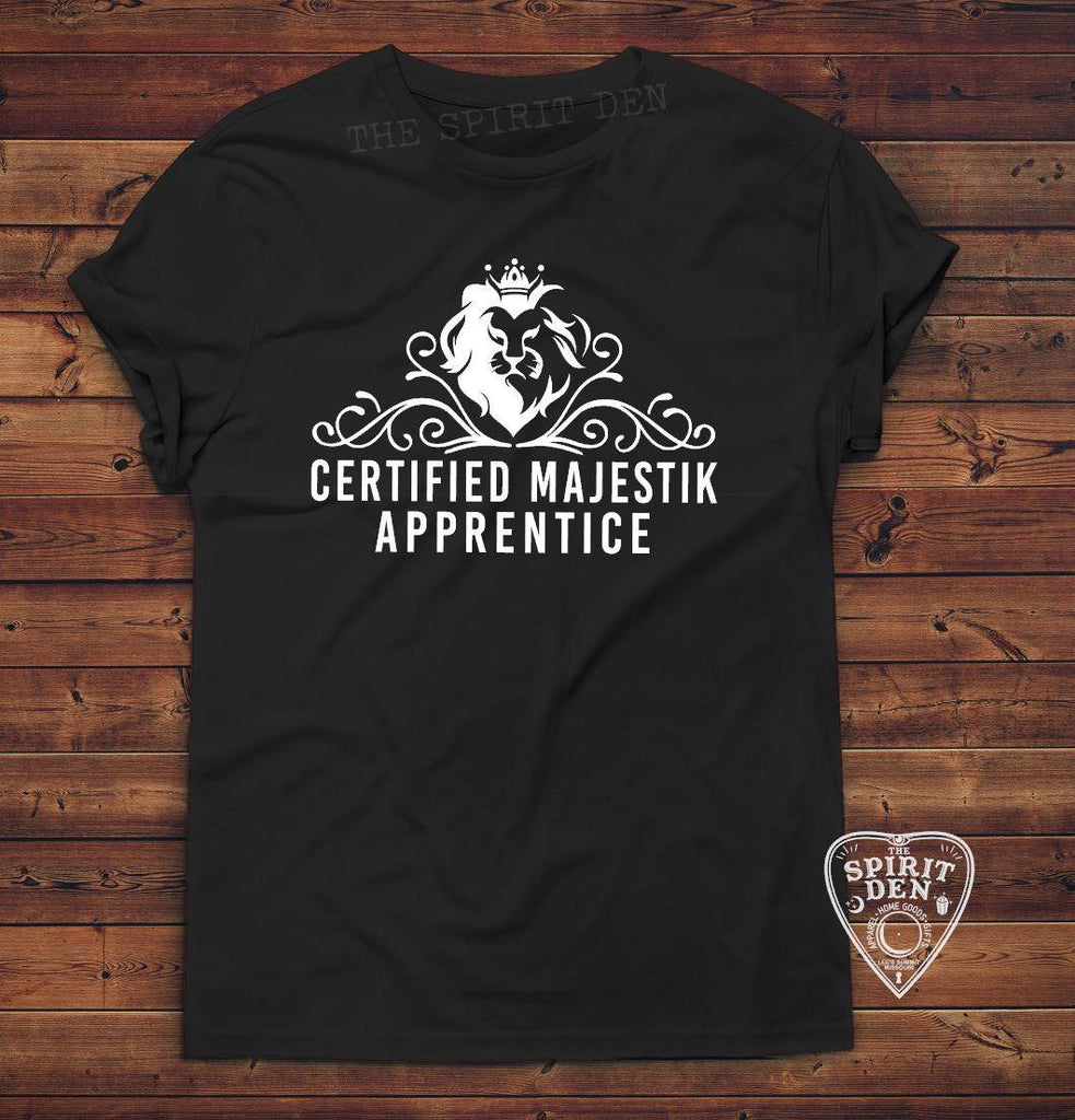 Certified Majestik Apprentice T-Shirt