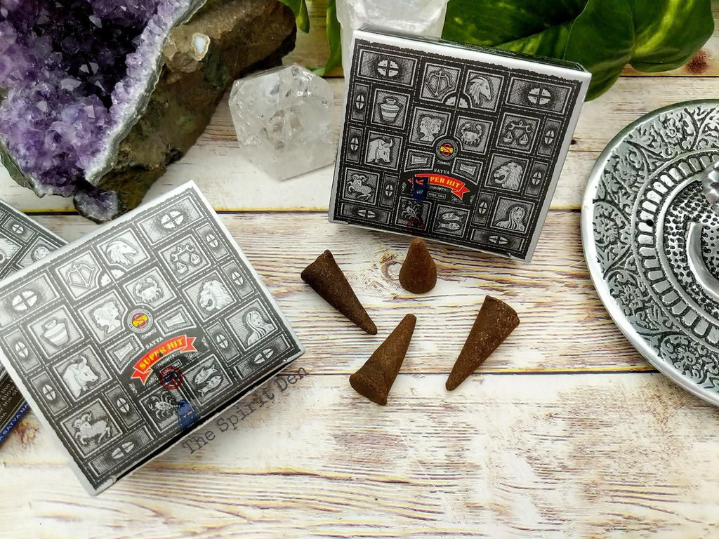 Satya SUPER HIT Incense Cones