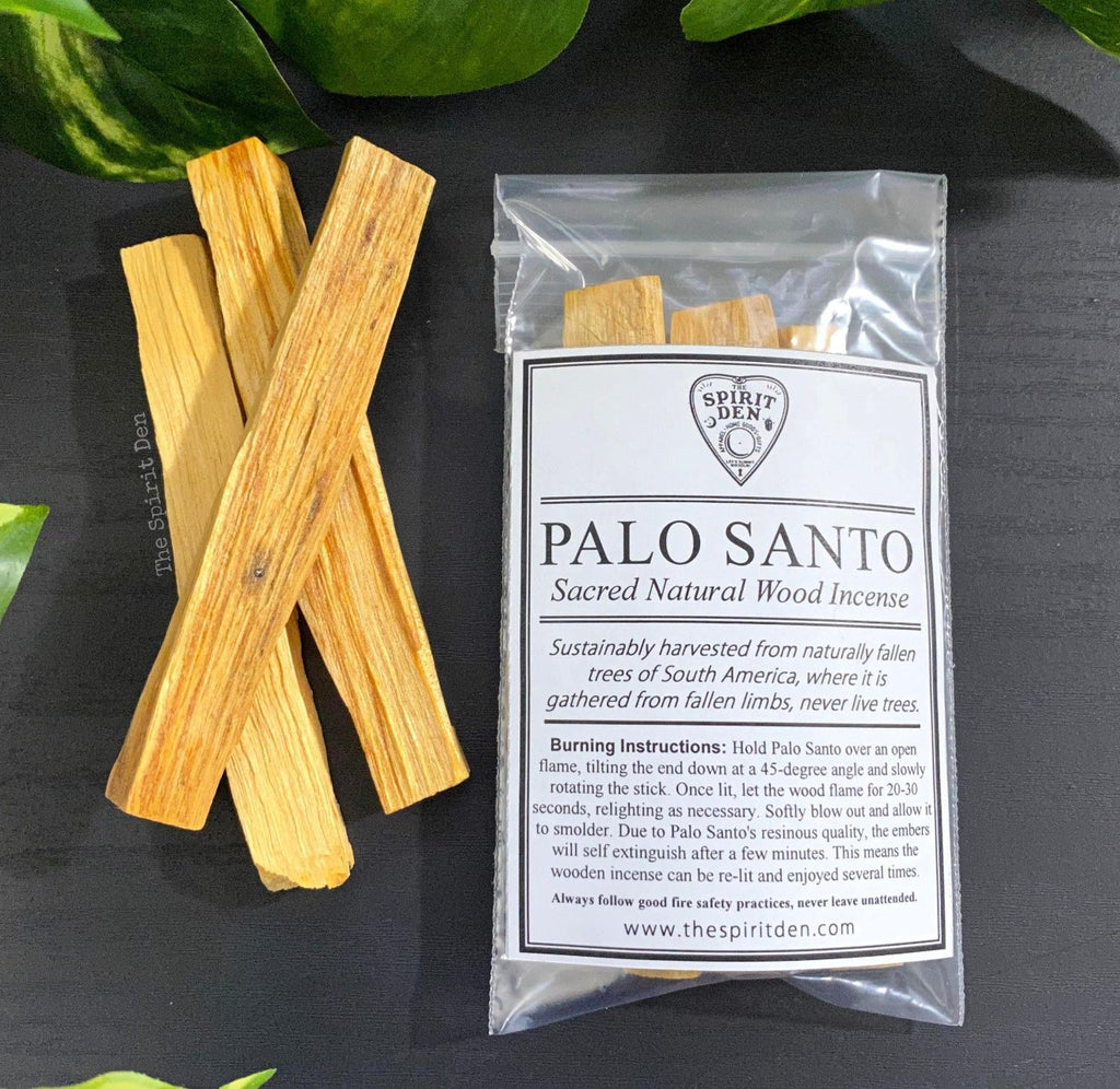 Palo Santo (Holy Wood) Incense Sticks - The Spirit Den