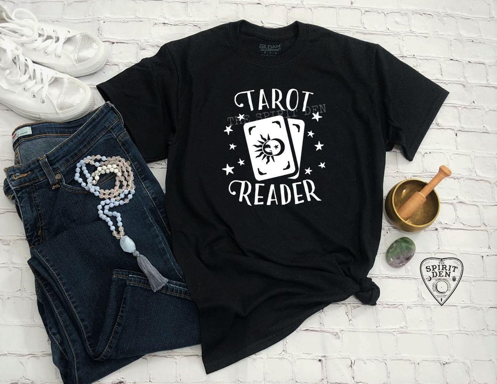 Tarot Reader T-Shirt