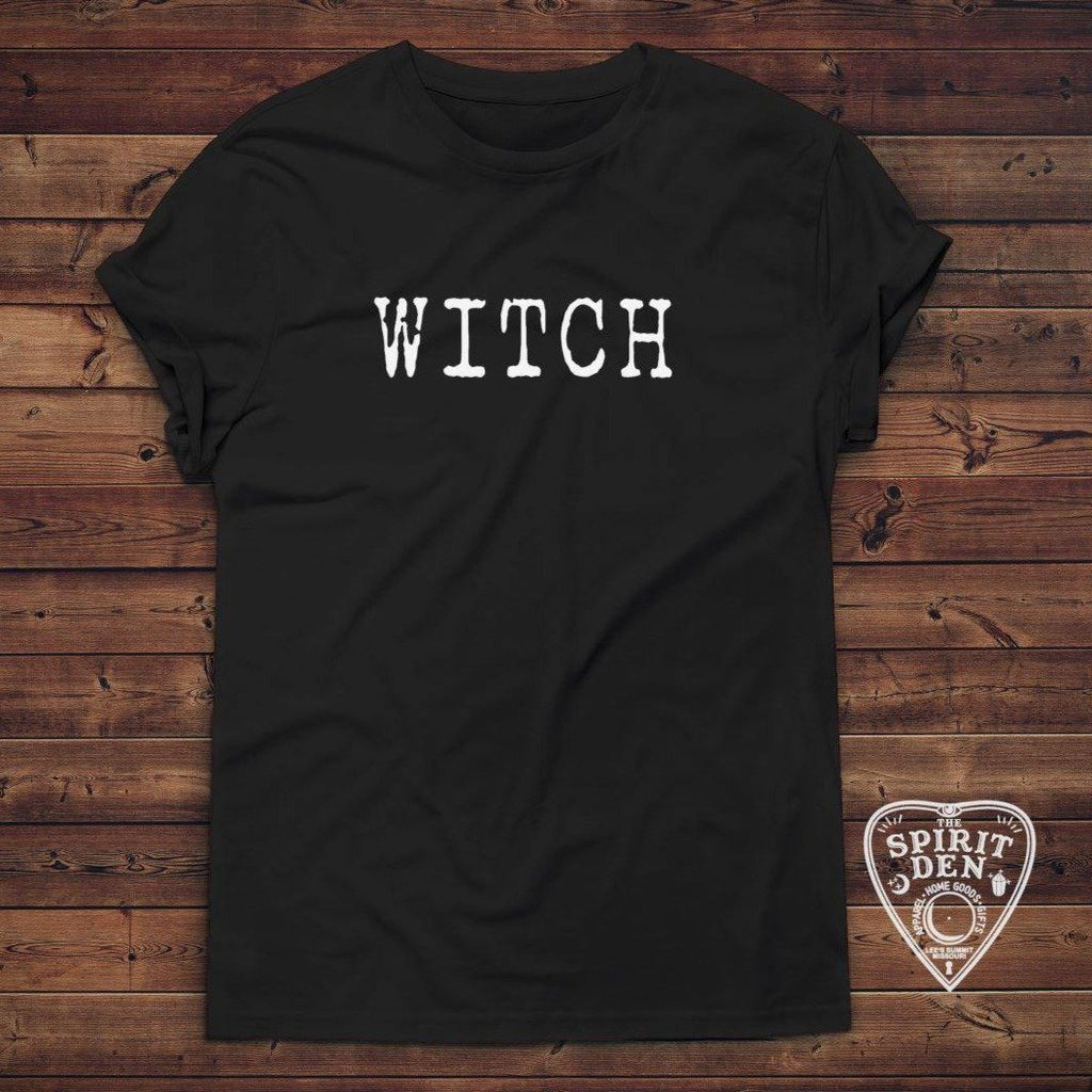 WITCH T-Shirt Extended Sizes