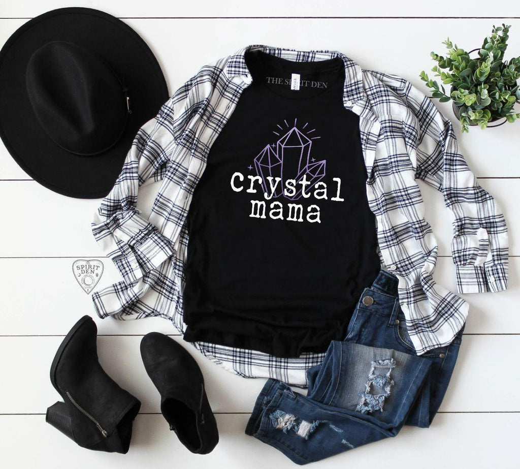 Crystal Mama T-Shirt