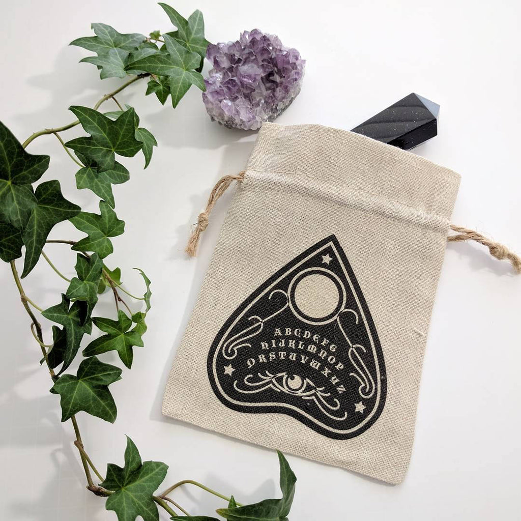 Spirit Board Planchette Tarot Deck Bag Card Deck Bag