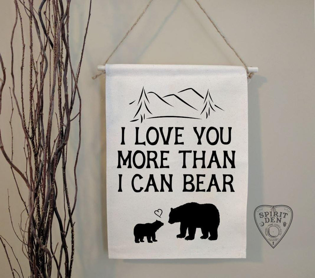I Love Your More Than I Can Bear
