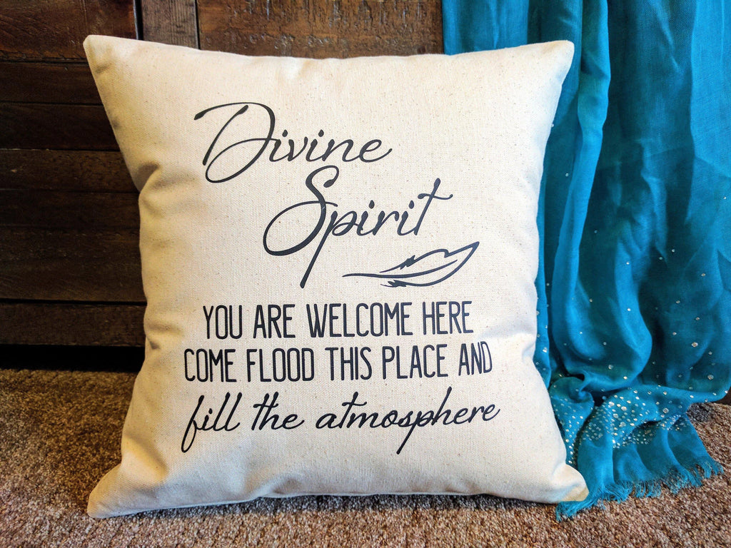 Divine Spirit You Are Welcome Here