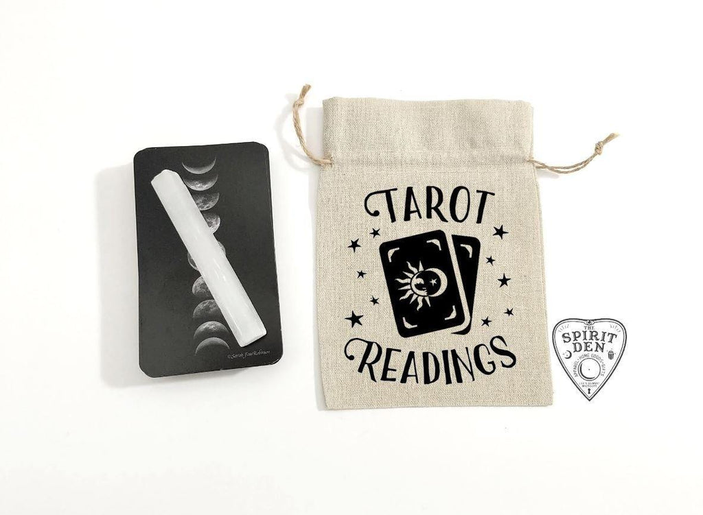Tarot Readings Deck Bag