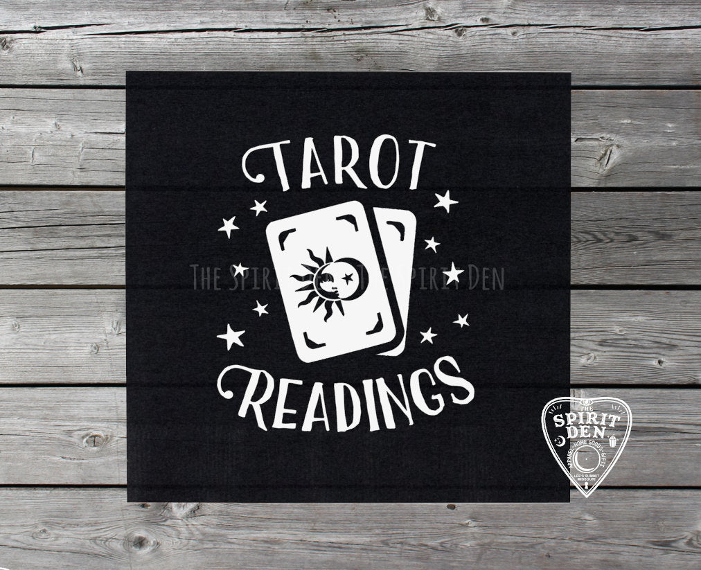 Tarot Readings Tarot Card Altar Cloth