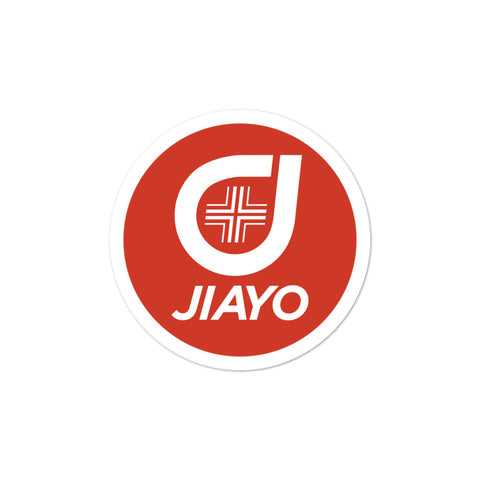 JIAYO Logo Sticker