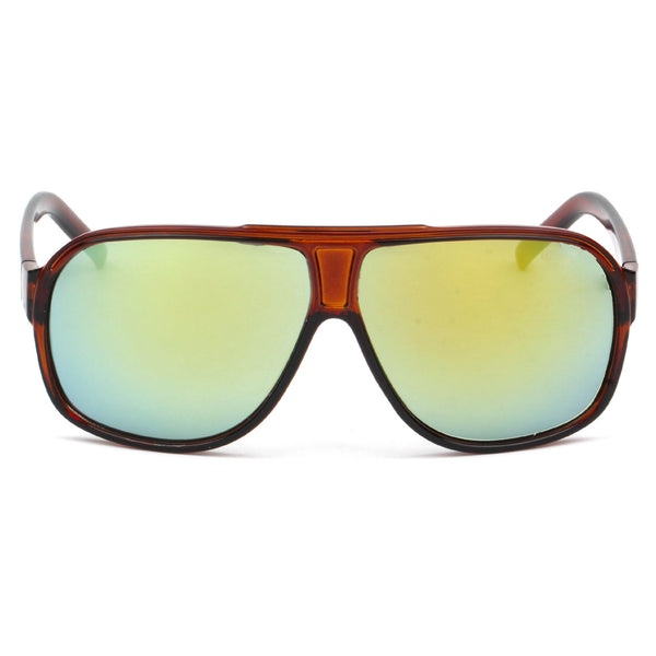 Oversized Aviator Sport Shades