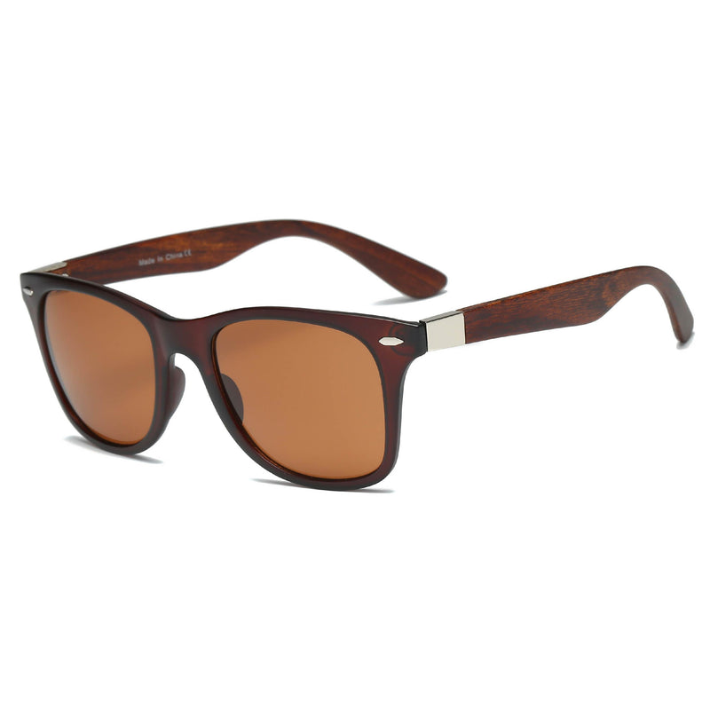 Polished Wayfarer Sunglasses