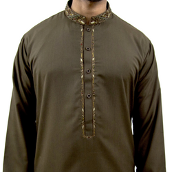 """Kobicha"" Cotton Kurta"