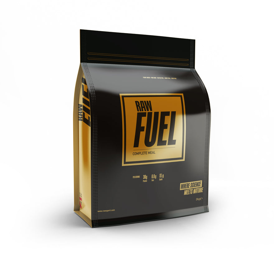 Raw Fuel Meal Replacement(2KG). Breakfast.Lunch.Snack.