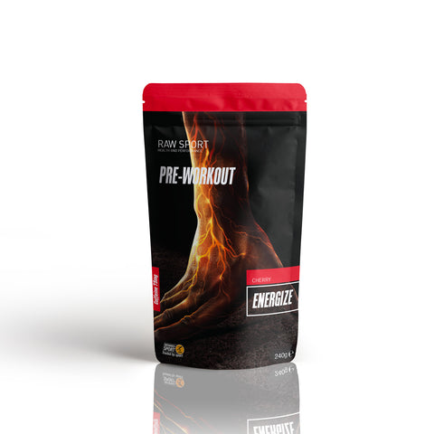 Pre Workout Energize Cherry 240g