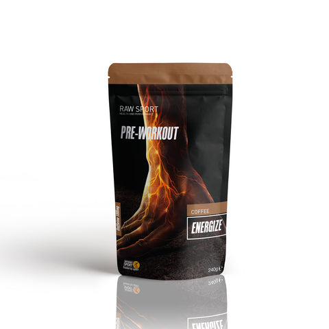 Pre Workout Energize Coffee 240g