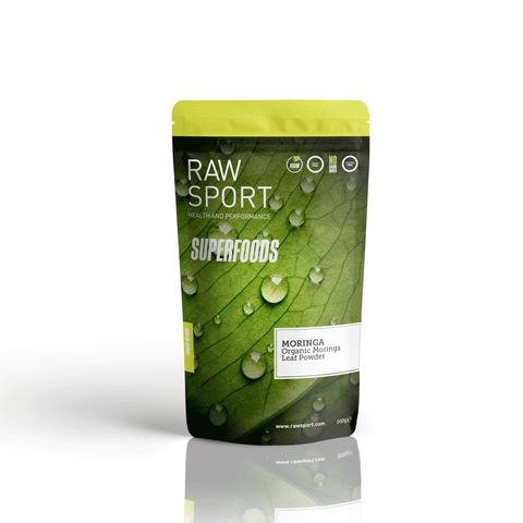 Organic moringa powder 200g - Raw Sport