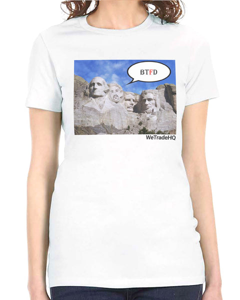 Rushmore Brad Ladies Tee - LIMITED EDITION