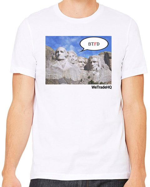 Rushmore Brad Mens Tee - LIMITED EDITION