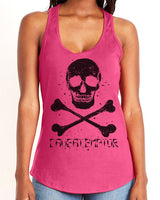 Caveat Emptor Pink Ladies Tank