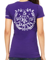 OTC Original Purple Ladies Tee