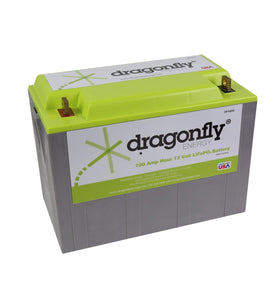 Dragonfly DF10012 Battery 100 Amp Hour