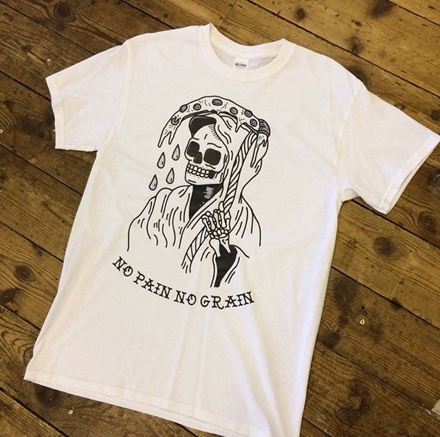 No Pain No Grain T-Shirts