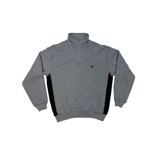 Quarter Zip Mock Neck-Three Colors