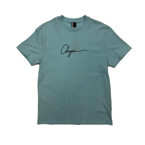 Script Logo Tee-Two Colors
