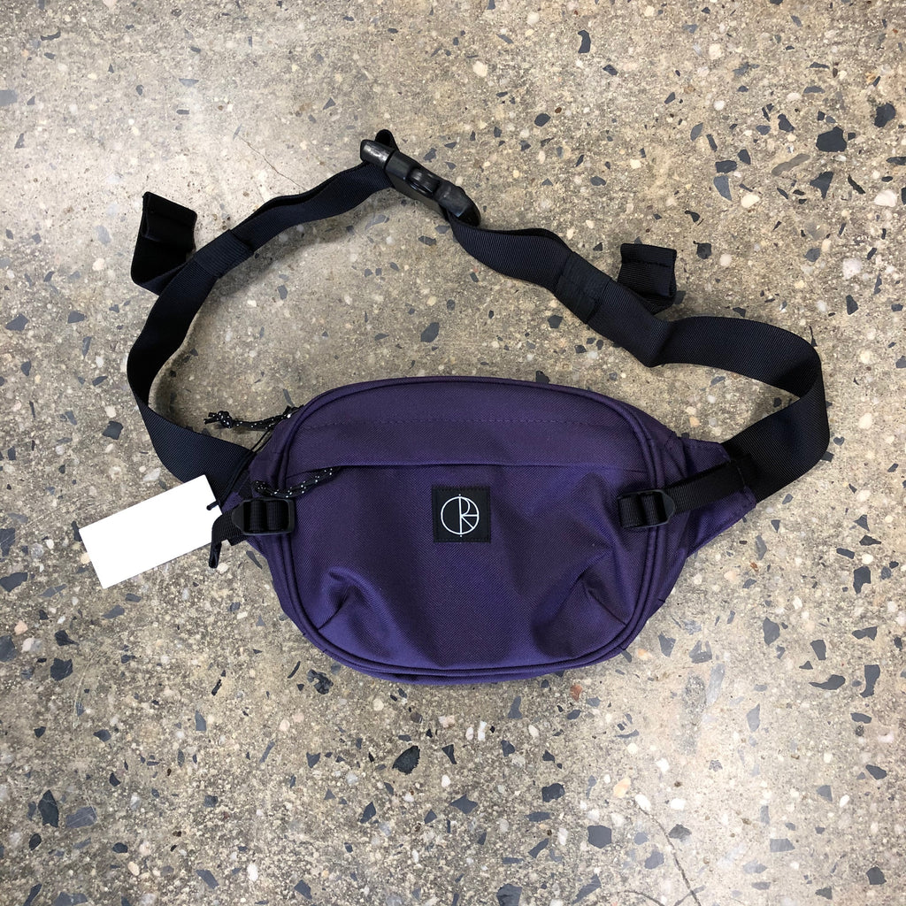 Cordura Hip Bag-Purple