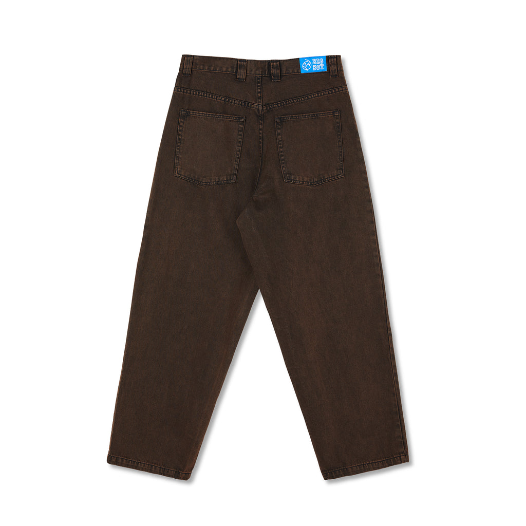 Big Boy Jeans-Brown Black