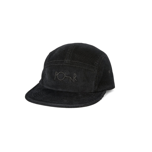 Cord Speed Cap-Black
