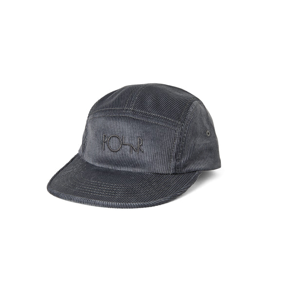 Cord Speed Cap-Light Grey