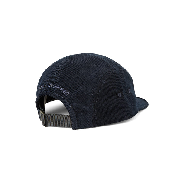 Cord Speed Cap-Navy